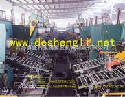 机械式双模轮胎定型硫化机
