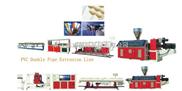 PVC塑料管材生产线成套设备
