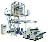 武漢PVC熱收縮膜吹膜機組