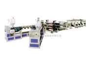PE木塑板材生产线 板材设备