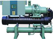 青岛200HP大型螺杆式冷水机