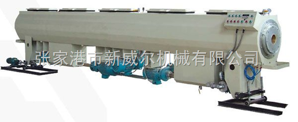 PVC/PE/PP/PC塑料管材真空定型箱
