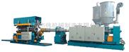 上海金纬HDPE/PP/PVC双壁波纹管生产线