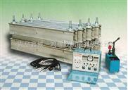 快速冷却型胶带硫化机