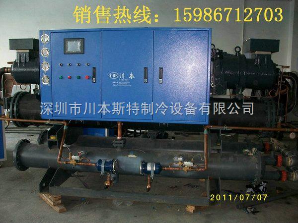 需要内外循环水泵系统或封闭水箱系统.