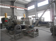 供应210MM+110L-PP滑石粉高填充母料造粒机