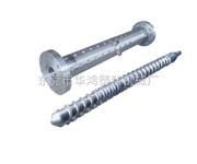 橡胶双金属螺杆料筒料管