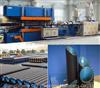 大口径HDPE双壁波纹管生产线